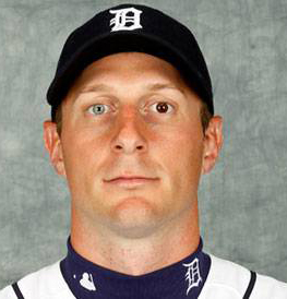 Mike Scherzer professional baseball pitcher